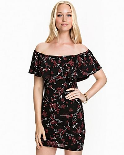 Miss Selfridge Oriental Ruffle Dress