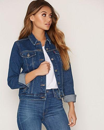 Till dam från Levis, en jeansjacka.