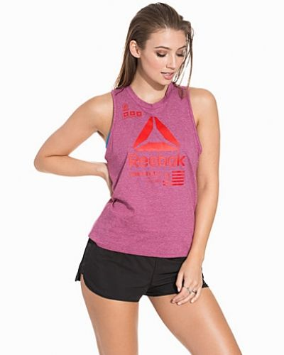 Reebok Performance OS Muscle Tank