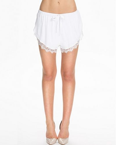 NLY Blush Oversize Lace Shorts
