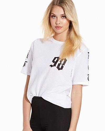 Oversized Airtex Tee Topshop t-shirts till dam.
