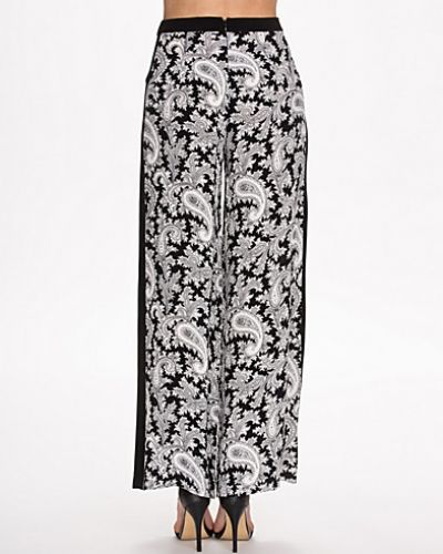 Paisley Party Crepe Wide Trouser French Connection byxa till dam.