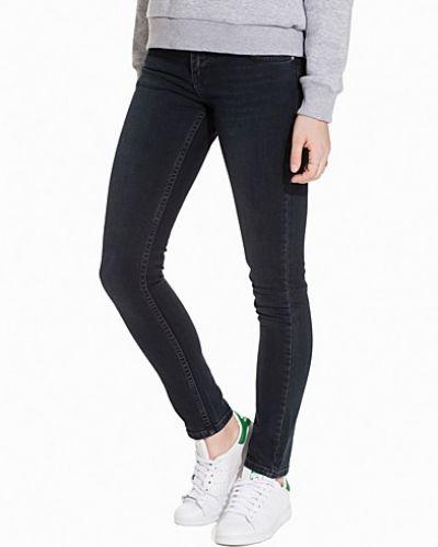 Blå slim fit jeans från Sweet Denim till dam.