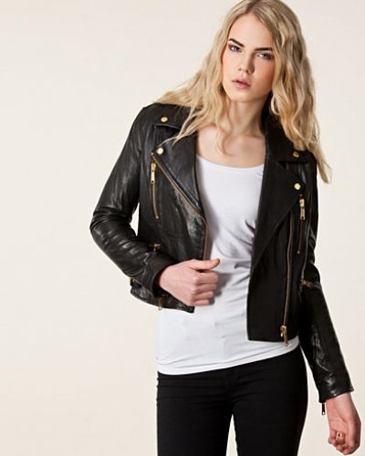 Pam Soft Nappa Jacket