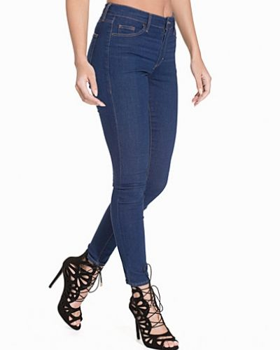Topshop Pansy Blue Leigh Jeans