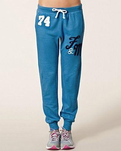Pants Woman - Franklin & Marshall - Träningsbyxor med långa ben