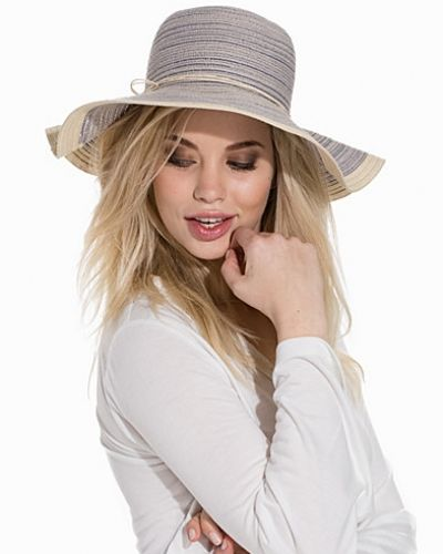 Pieces PCTRILLE BIG STRAW HAT