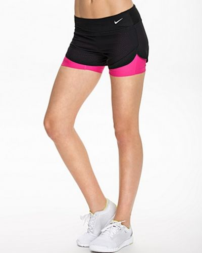 Perforated Rival 2in1 Short Nike träningsshorts till dam.