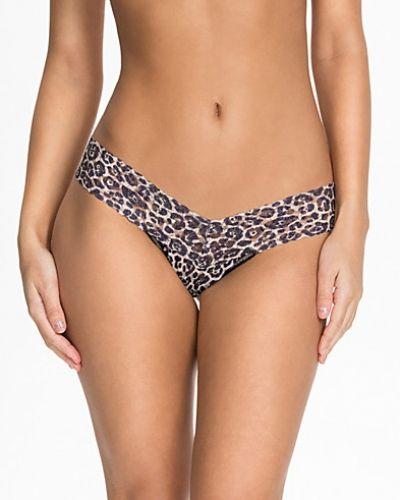 Hanky Panky Petite Leopard Lower Thong