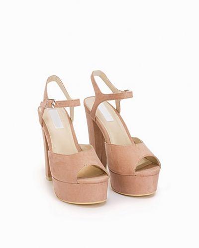 4e763464b71 Nly Shoes - Plain Platform Sandal