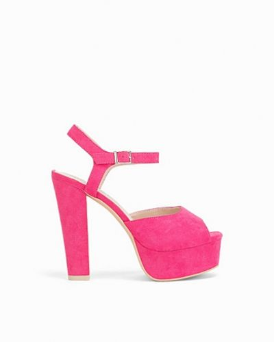 Nly Shoes Plain Platform Sandal