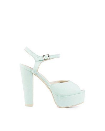 Nly Shoes Plain Platform Sandal