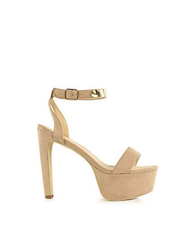 Nly Shoes Platform Cuff Sandal