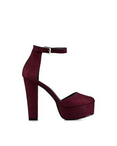 Nly Shoes Platform D'orsay Pump