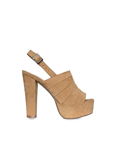 Nly Shoes Platform Layering Sandal