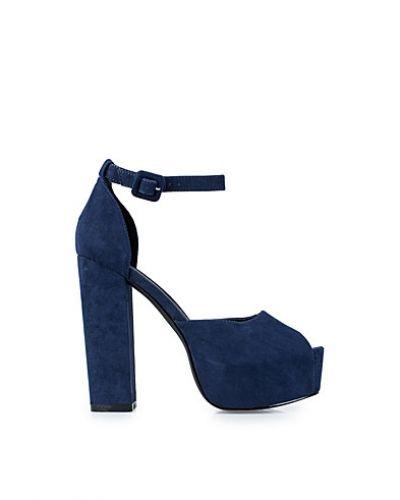 Platform Sandal Nly Shoes högklackade till dam.
