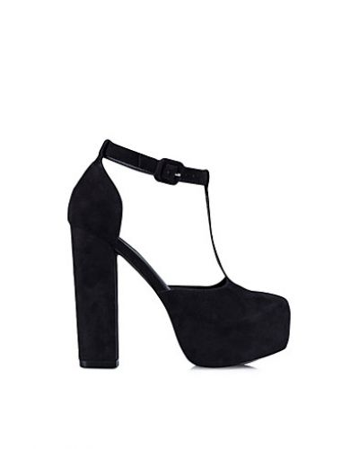 Nly Shoes Platform T-bar Pump