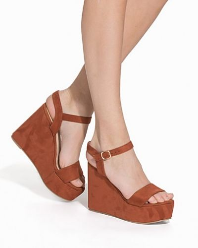 Nly Shoes wedge-klack till dam.