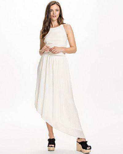 Långkjol Plisse Long Skirt från NLY Design