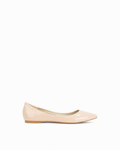 Nly Shoes Pointy Ballerina