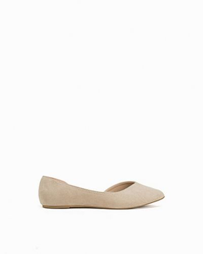Loafers Pointy Ballerina från Nly Shoes