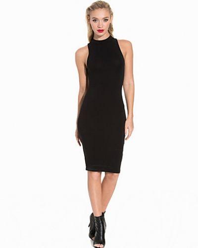 NLY Trend Polo Neck Midi Dress