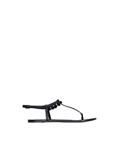 Nly Shoes Pom Pom Sandal