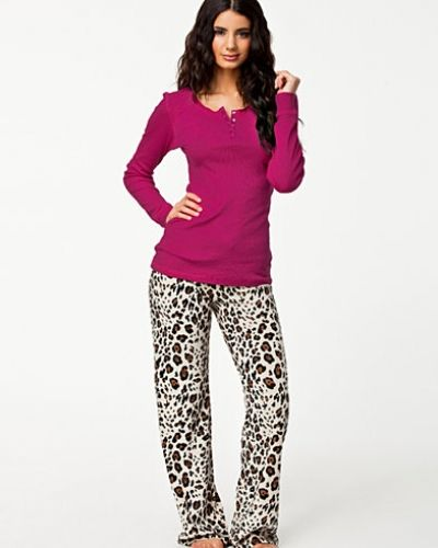P-J Salvage Pop Of Pink Pant