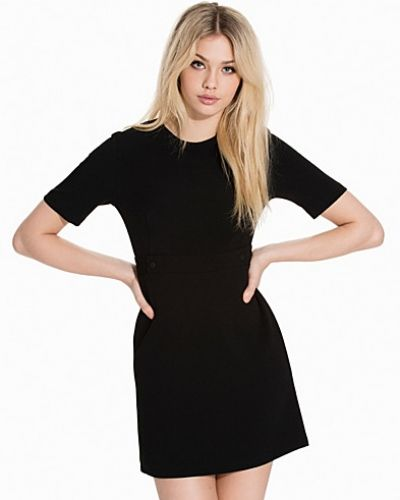 Popper Shift Dress Topshop klänning till dam.