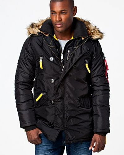 alpha industries jacka vinter herr