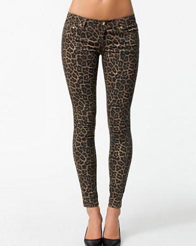 Flerfärgad slim fit jeans från MICHAEL Michael Kors till dam.
