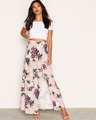 Printed Maxi Skirt från NLY Trend