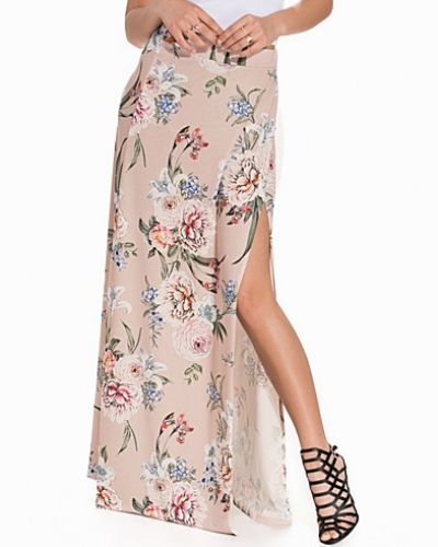 NLY Trend Printed Maxi Skirt
