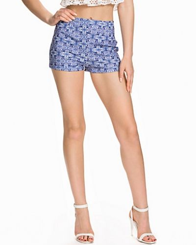 NLY Trend Printed Mini Shorts