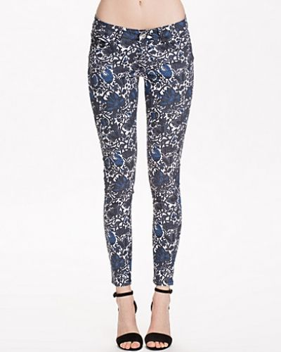 NLY Trend Printed Slim Jeans