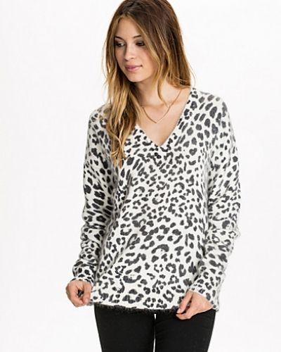 MICHAEL Michael Kors Printed Sweater Top