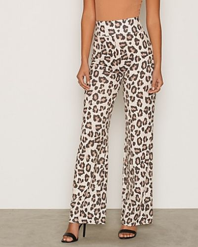 NLY Trend Printed Wide Pants