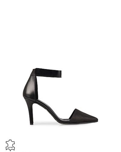Pieces PS Lorna Leather Pumps