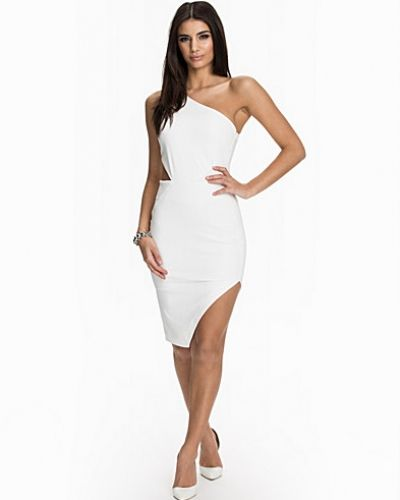 Miss Selfridge PU Cutout Dress