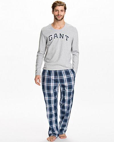 Gant Pyjama Pant Campus Check