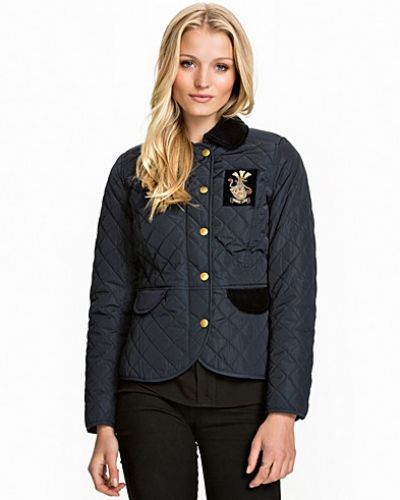 Morris Quilt Jacket