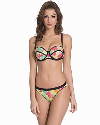 Gul bikini bh från Sunseeker till tjejer.