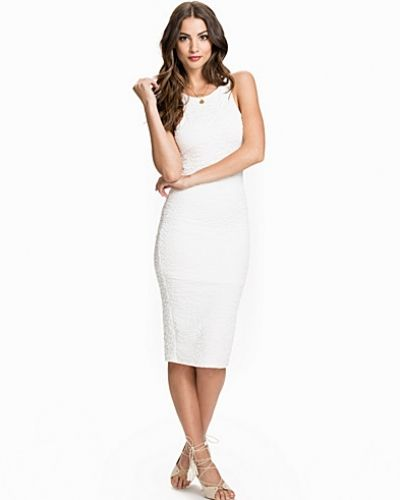 NLY One Racer Front Crinkle Midi