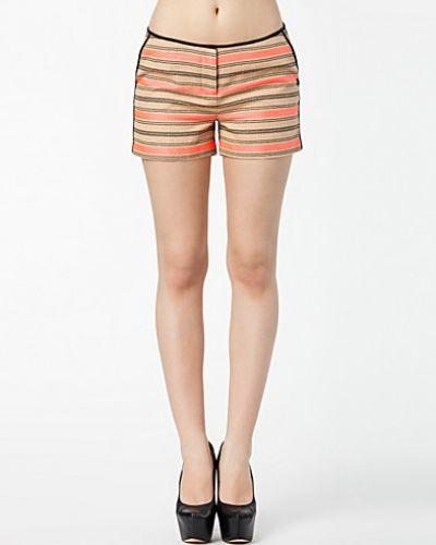 Raffia Summer Shorts Maison Scotch shorts till dam.
