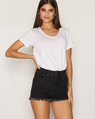 Jeansshorts Ready To Roll Denim Shorts från NLY Trend