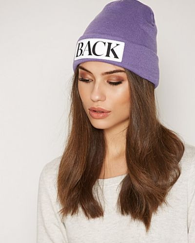 Back Reflective Knitted Hat