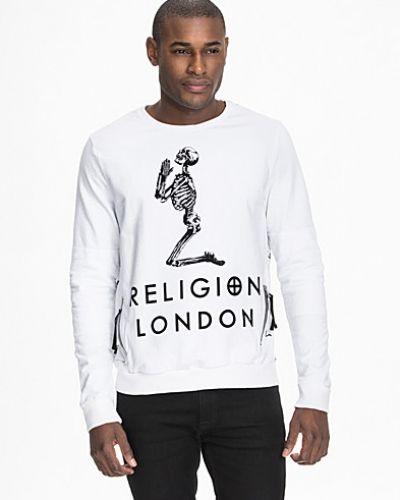 Vit sweatshirts från Religion till killar.