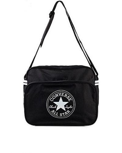 detaljer för klassisk stil fler foton Handväskor/väskor från Converse, Svarta Reporter Classic. Väskor ...