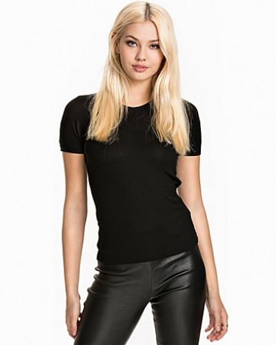 T By Alexander Wang Rib Seamed Tee