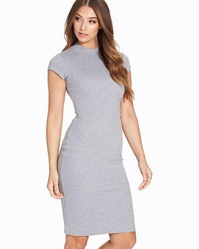 Klänning Ribbed Bodycon Dress från Glamorous